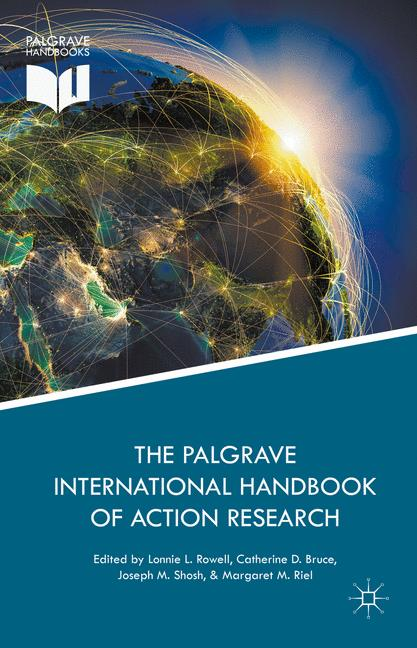 Cover of 'The Palgrave International Handbook of Action Research'