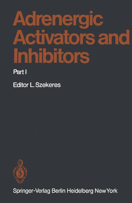 Cover of 'Adrenergic Activators and Inhibitors'