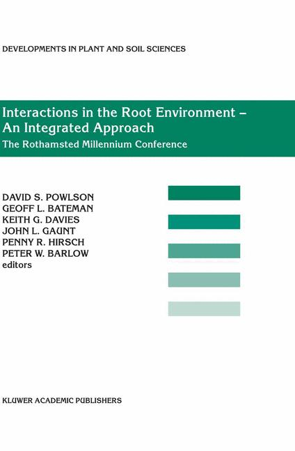 Cover of 'Interactions in the Root Environment: An Integrated Approach'