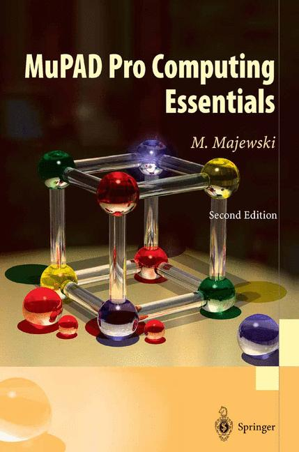 Cover of 'MuPAD Pro Computing Essentials'