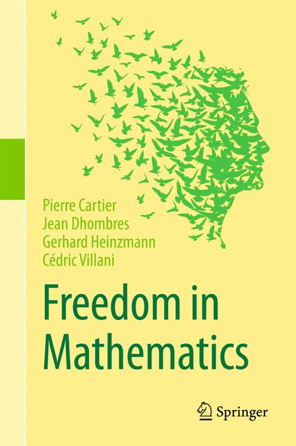 Cover of 'Freedom in Mathematics'