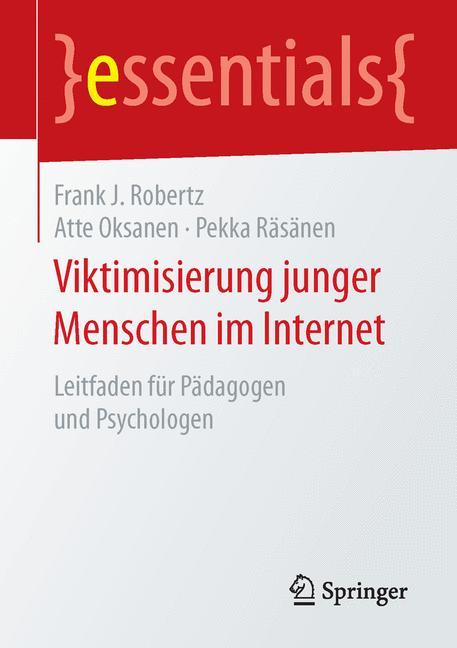 Cover of 'Viktimisierung junger Menschen im Internet'