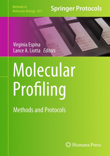 Cover of 'Molecular Profiling'