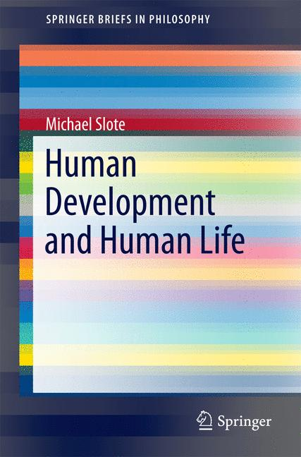 Cover of 'Human Development and Human Life'