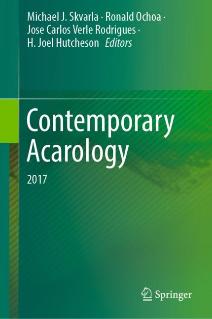 Cover of 'Contemporary Acarology'
