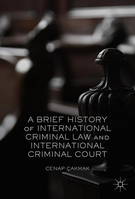 Cover of 'A Brief History of International Criminal Law and International Criminal Court'