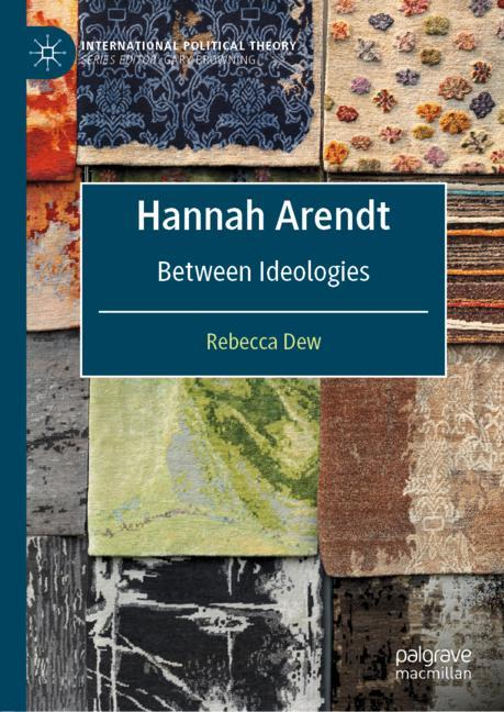 Cover of 'Hannah Arendt'
