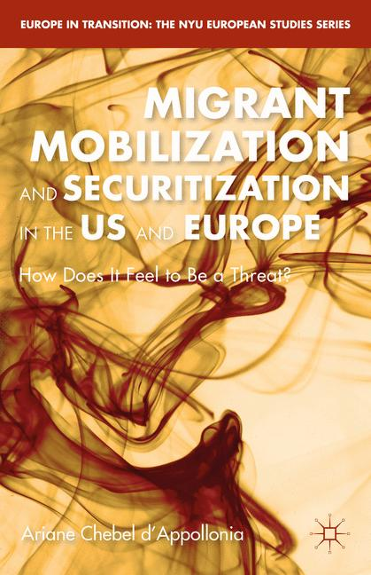 Cover of 'Migrant Mobilization and Securitization in the US and Europe'