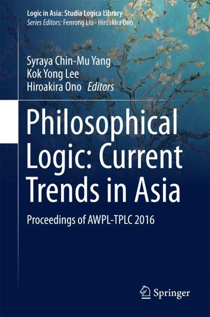 Cover of 'Philosophical Logic: Current Trends in Asia'