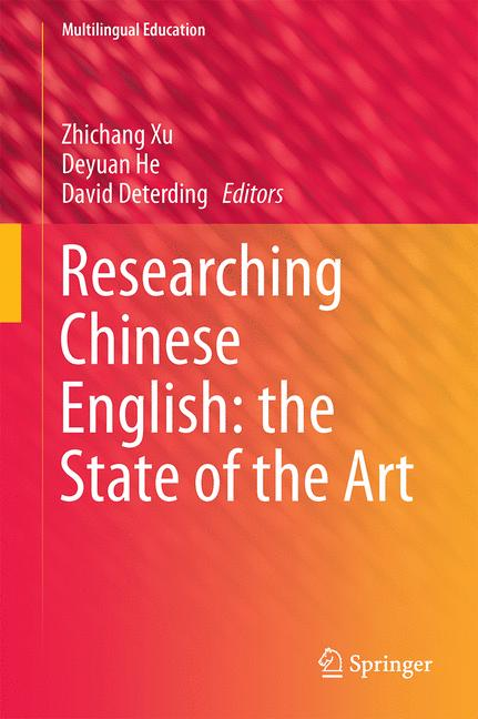 Cover of 'Researching Chinese English: the State of the Art'