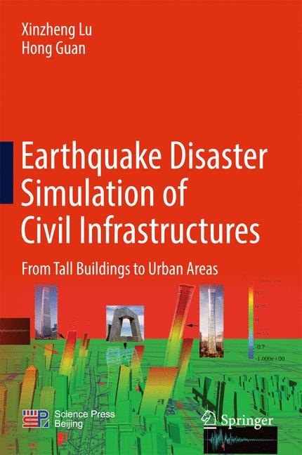 Cover of 'Earthquake Disaster Simulation of Civil Infrastructures'