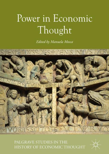 Cover of 'Power in Economic Thought'