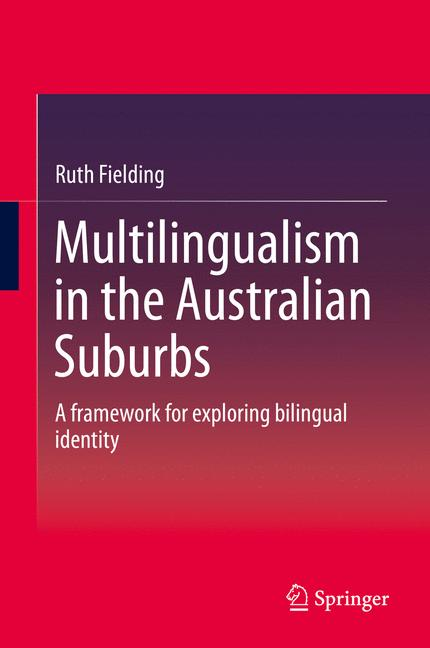 Cover of 'Multilingualism in the Australian Suburbs'