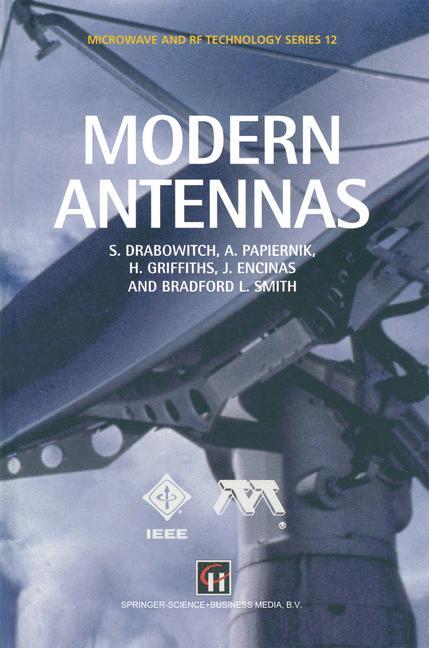 Cover of 'Modern Antennas'