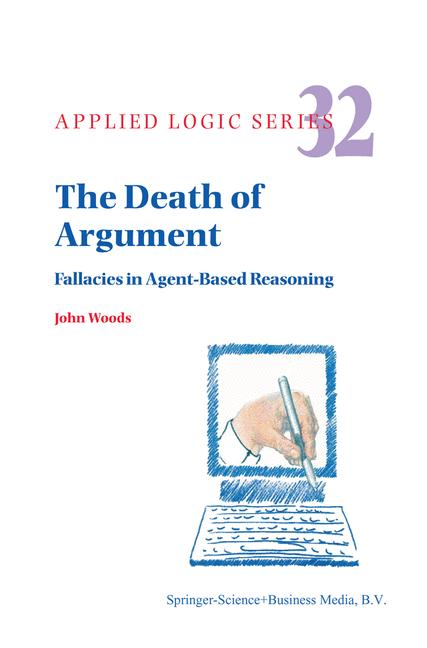 Cover of 'The Death of Argument'
