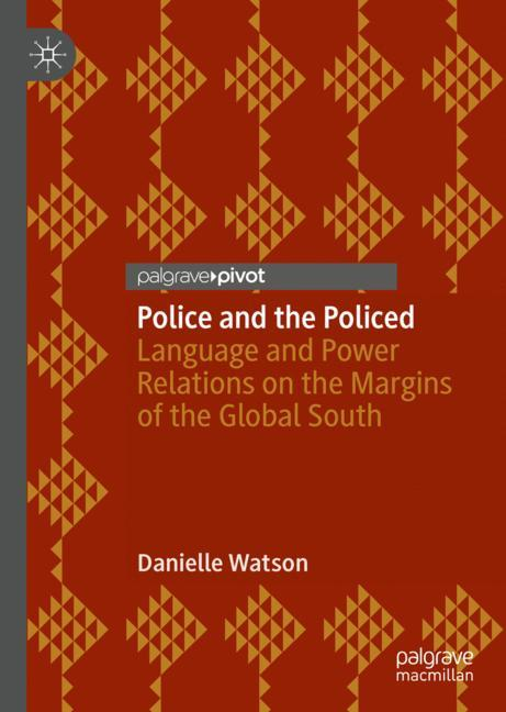 Cover of 'Police and the Policed'