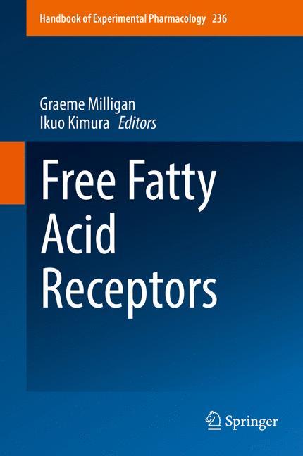 Cover of 'Free Fatty Acid Receptors'