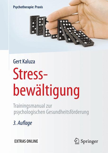 Cover of 'Stressbewältigung'