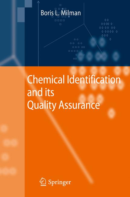 Cover of 'Chemical Identification and its Quality Assurance'