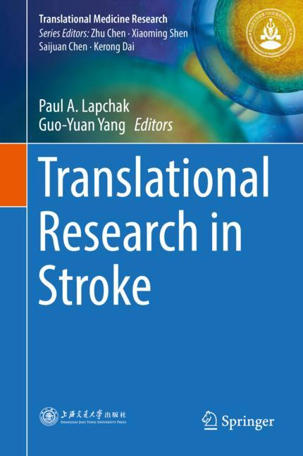 Cover of 'Translational Research in Stroke'