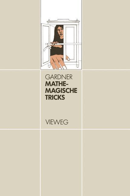 Cover of 'Mathemagische Tricks'