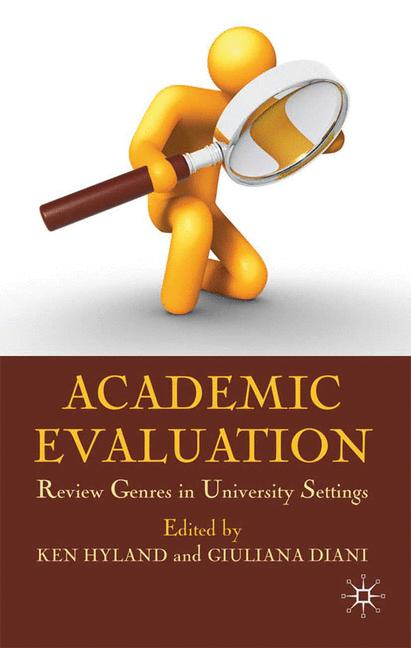 Cover of 'Academic evaluation'