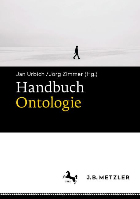 Cover of 'Handbuch Ontologie'