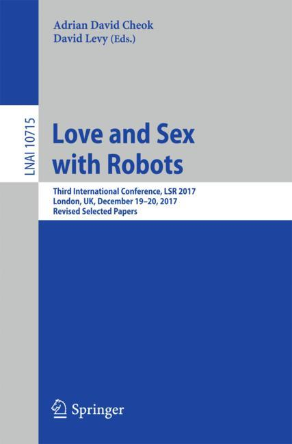 Cover of 'Love and Sex with Robots'