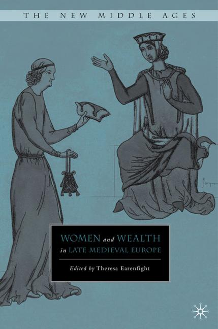 Cover of 'Women and Wealth in Late Medieval Europe'