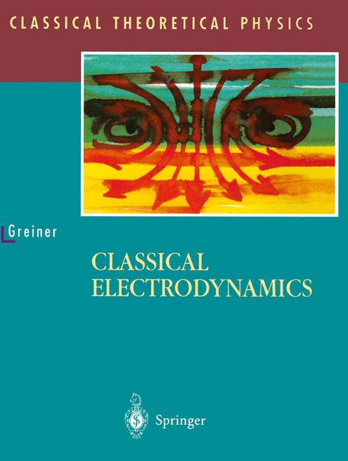 Cover of 'Classical electrodynamics'