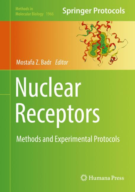 Cover of 'Nuclear Receptors'