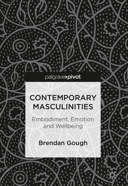Cover of 'Contemporary Masculinities'