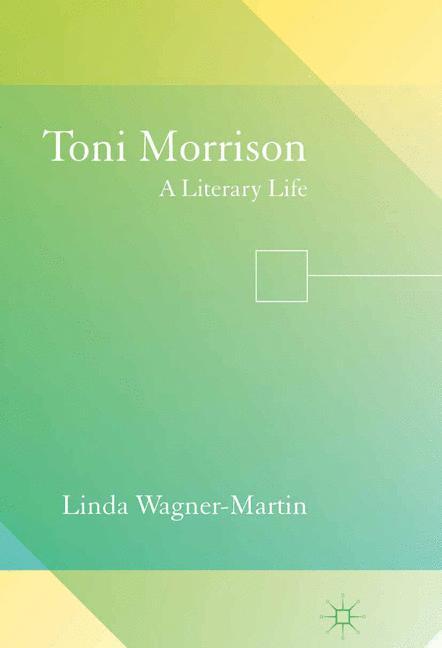 Cover of 'Toni Morrison'