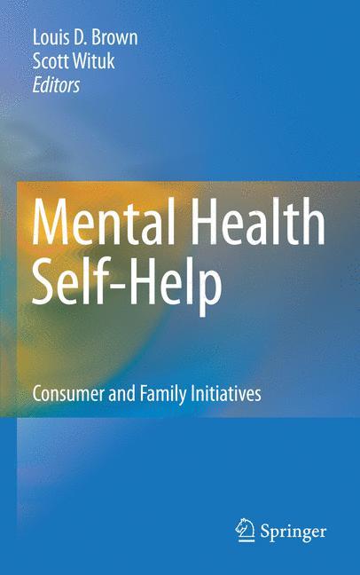 Cover of 'Mental Health Self-Help'