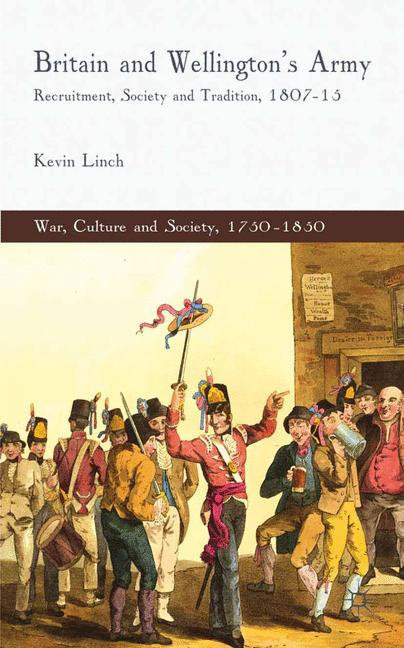 Cover of 'Britain and Wellington's Army'
