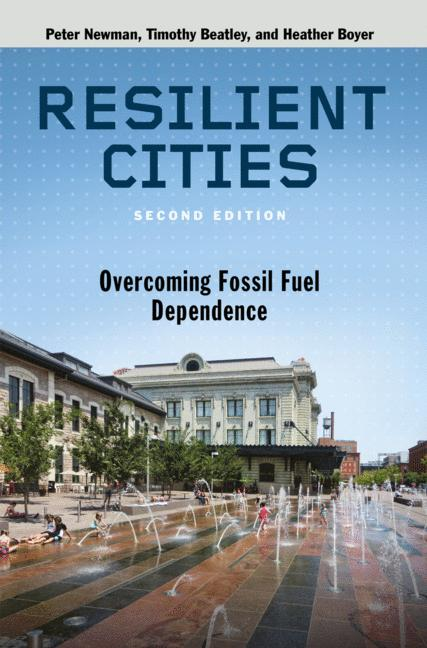 Cover of 'Resilient Cities'