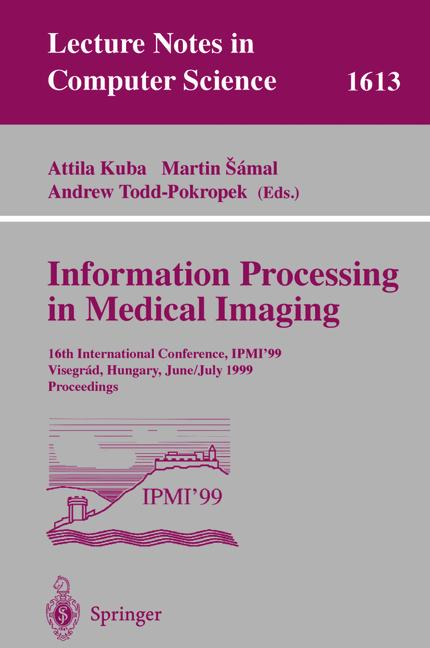 Cover of 'Information Processing in Medical Imaging'