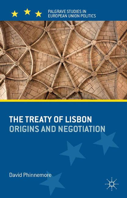 Cover of 'The Treaty of Lisbon'