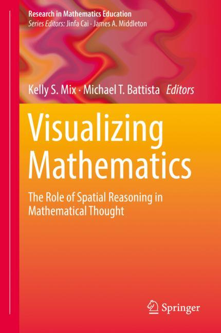 Cover of 'Visualizing Mathematics'