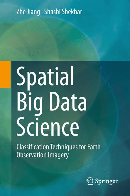 Cover of 'Spatial Big Data Science'
