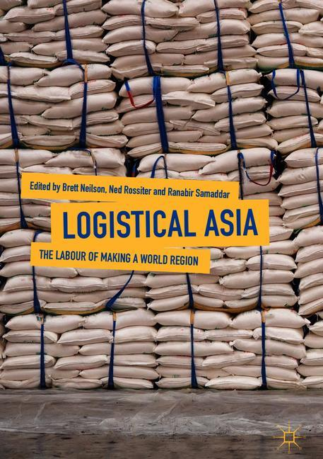Cover of 'Logistical Asia'