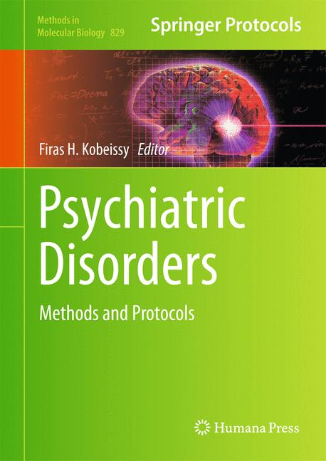 Cover of 'Psychiatric Disorders'