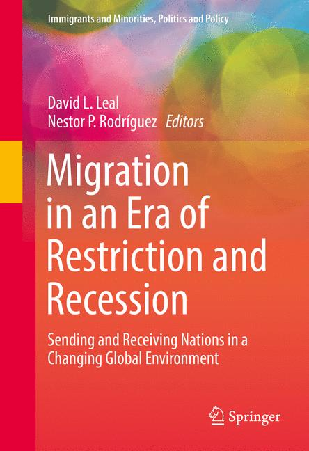Cover of 'Migration in an Era of Restriction and Recession'