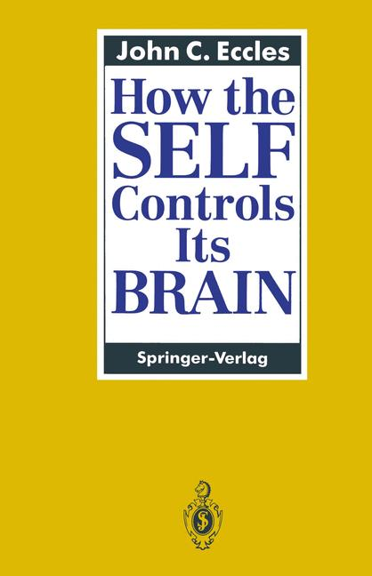 Cover of 'How the SELF Controls Its BRAIN'