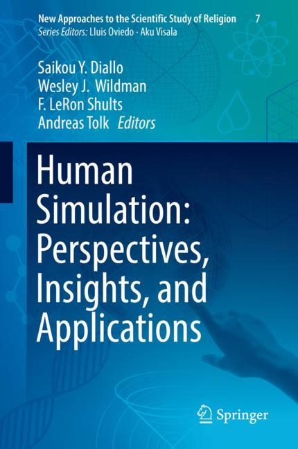 Cover of 'Human Simulation: Perspectives, Insights, and Applications'