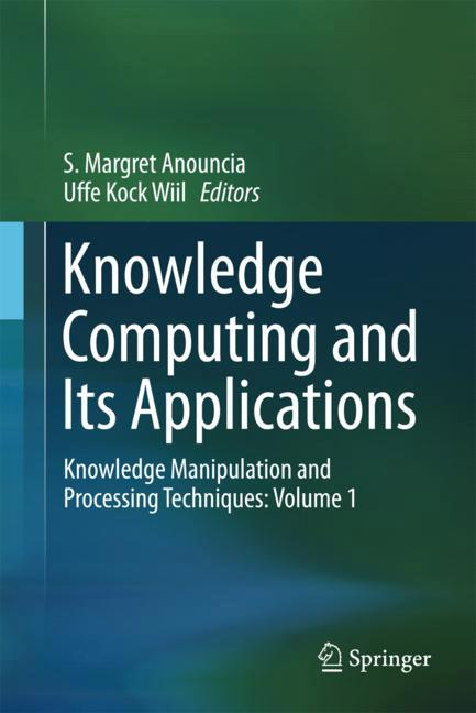 Cover of 'Knowledge Computing and its Applications'