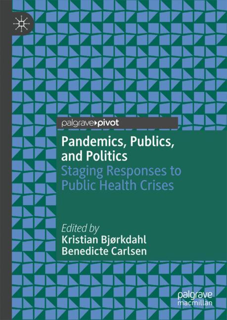 Cover of 'Pandemics, Publics, and Politics'