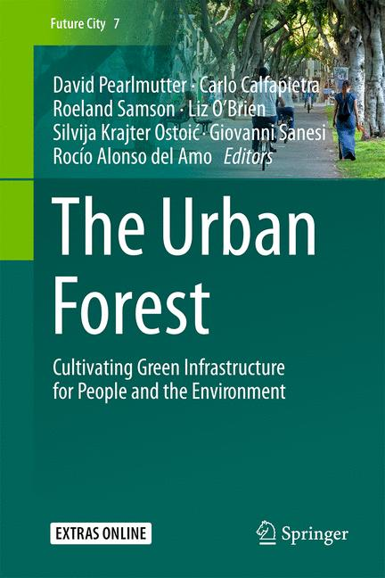Cover of 'The Urban Forest'