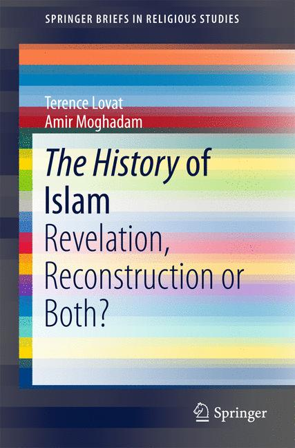 Cover of 'The History of Islam'