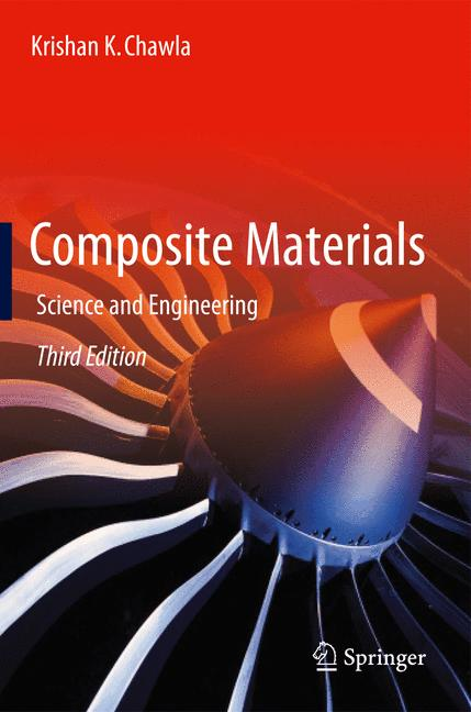 Cover of 'Composite Materials : Science and Engineering'